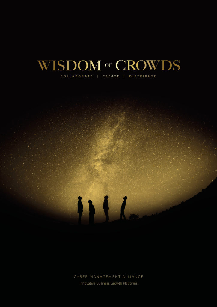 Wisdom of Crowds 2017 Events Calendar